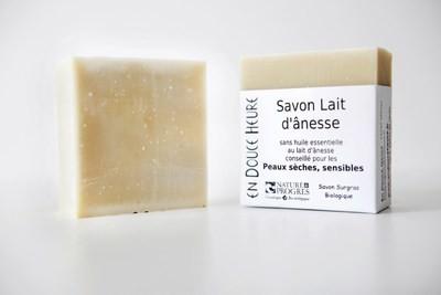 Savon LAIT D'ÂNESSE