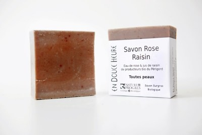 Savon ROSE RAISIN