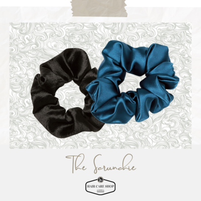 KS Satin Scrunchie