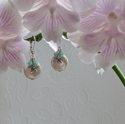 Coin Pearls & Starfish
