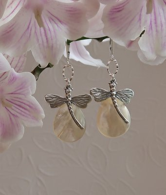 Dragonfly & Mother of Pearl