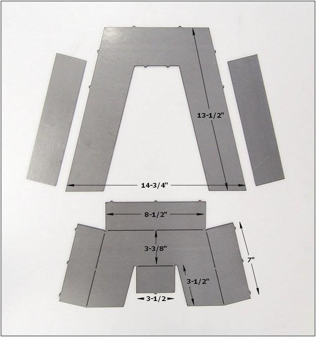 Step Notch Kit, Universal