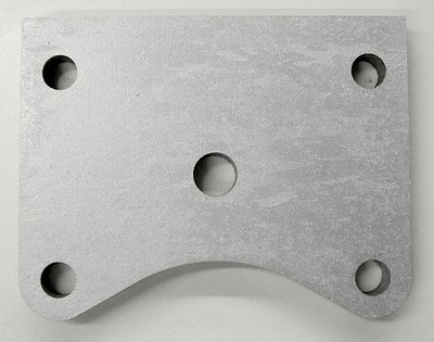 Spring Mount Plate