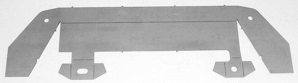 Mustang II Crossmember Plate, Rear/ Top
