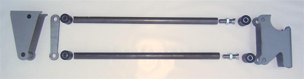 Model A Parallel Rear Four Link Kits