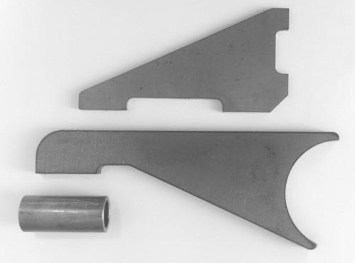 Rear Spring Hanger Kit