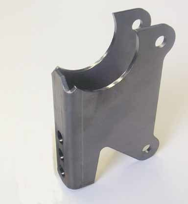 Axle Bracket, Parallel Four Link