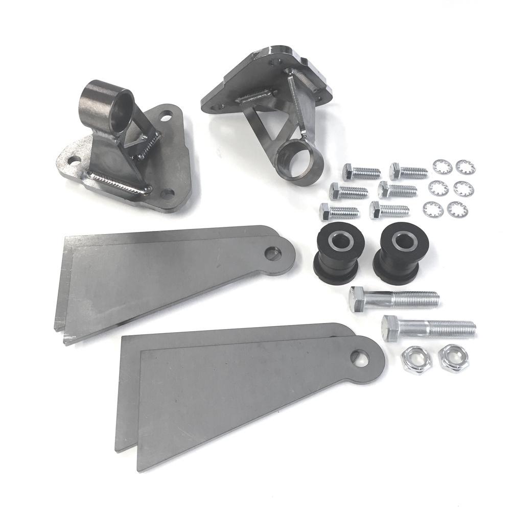 Engine Mount Kit - small block Chev, plate design