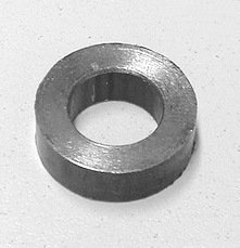 "Spacer, 3/4"" OD x 7/16"" ID x 1/4"" long"