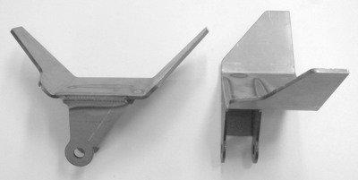 Lower Frame Bracket Kit - Triangulated Four Link