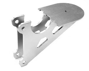 Four Link Axle Bracket Kit for F9000 Air Springs