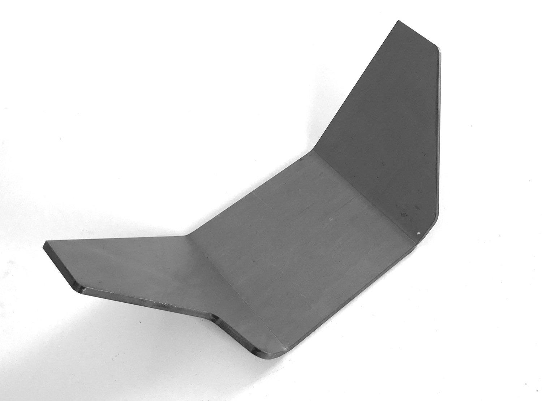 Lower Four Link Frame Bracket Plate