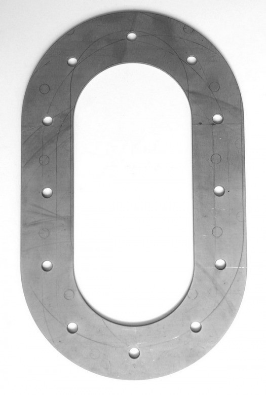 Driveshaft Loop Plate