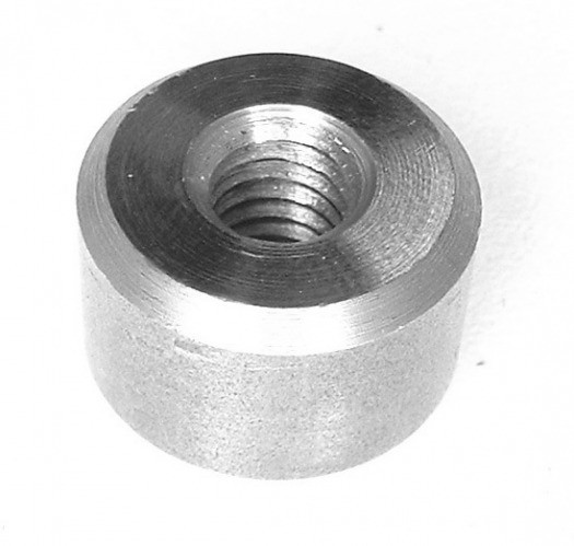 "Threaded Tube, ¾"" OD x ½"" Long, 5/16-18"