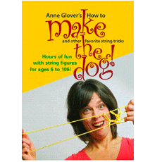 DVD - How to Make the Dog and other favorite string tricks