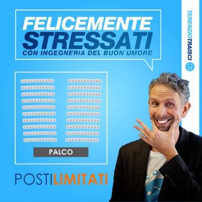 Biglietto Corso Felicemente Stressati - 14 Giugno 2019