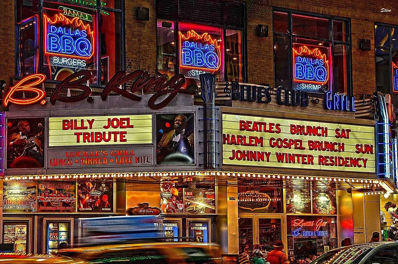 Broadway citylights