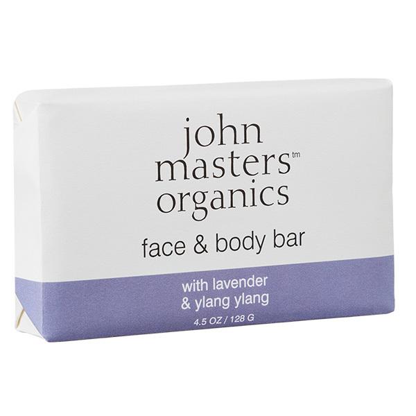 Sapone per viso e corpo alla lavanda e ylang ylang JMO-30055