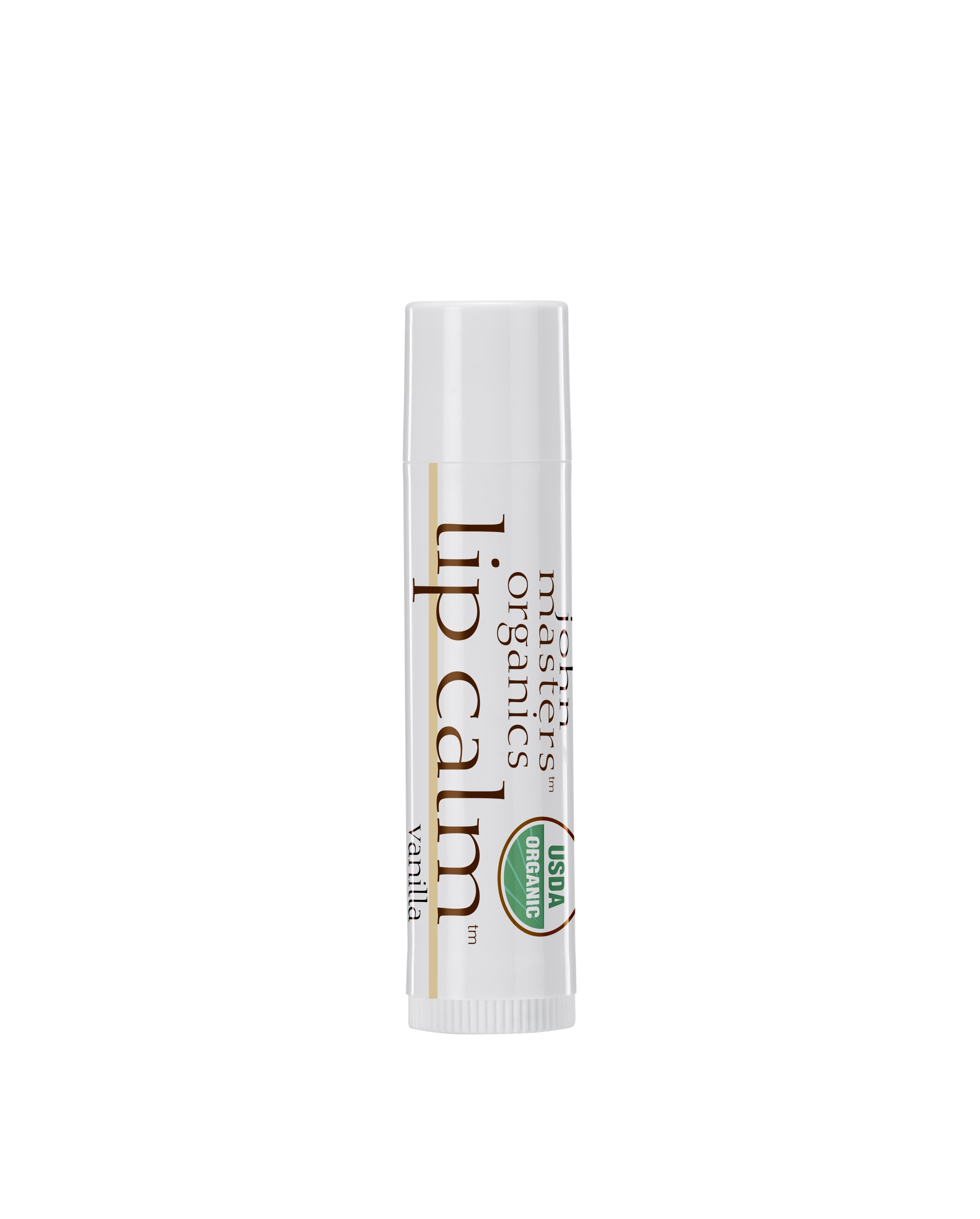 Lip calm – Balsamo per Labbra all'aroma di Vaniglia JMO-LIP-V