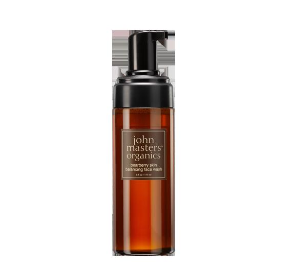 Detergente riequilibrante viso all'uva ursina per pelle grassa JMO-OSC