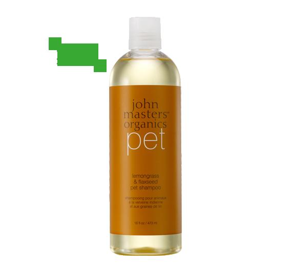 Shampoo alla citronella e semi di lino PS