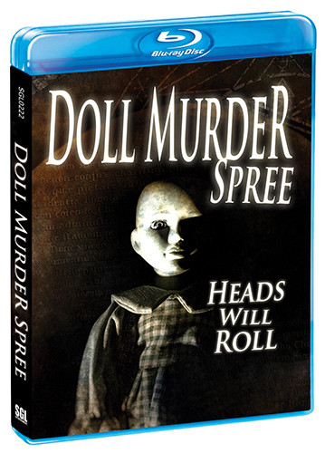 Doll Murder Spree [Blu-ray]