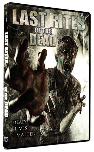 Last Rites of the Dead [DVD]
