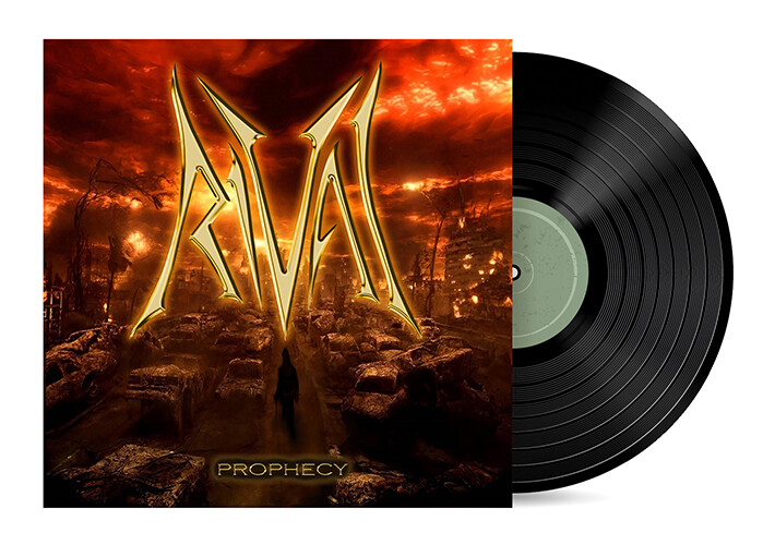 Prophecy by Rival [Vinyl LP]