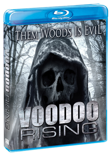 Voodoo Rising [Blu-ray]