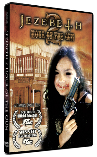 Jezebeth 2 Hour of the Gun [DVD]