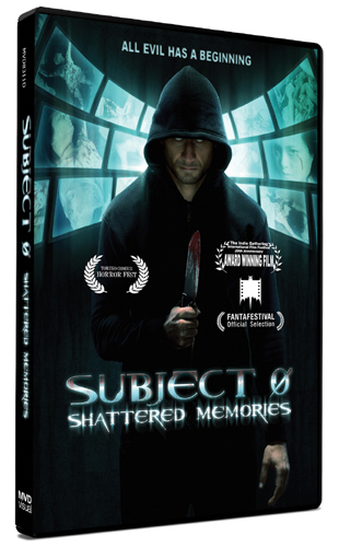 Subject 0: Shattered Memories [DVD]