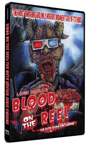 Blood on the Reel [DVD]