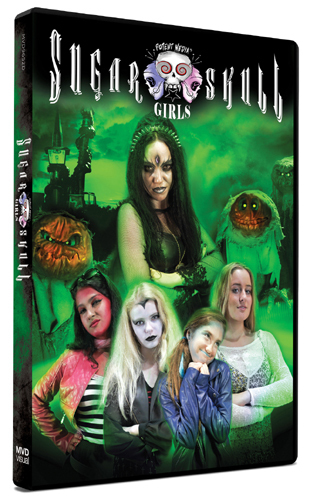 Sugar Skull Girls [DVD]