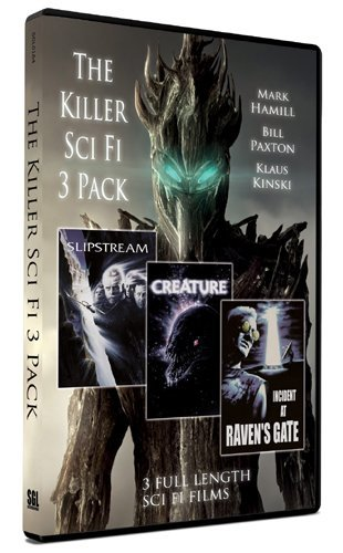 The Killer Sci fi 3 Pack [DVD]