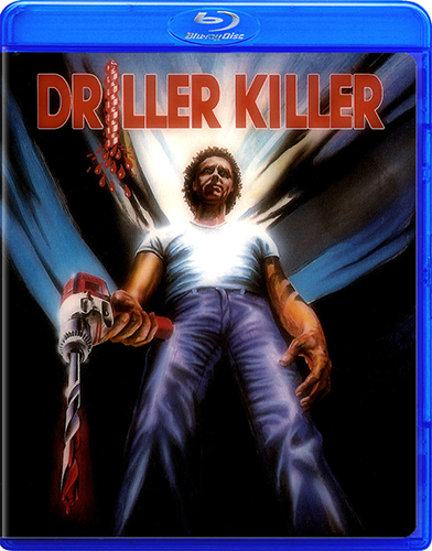 Driller Killer [Blu-ray Rental]