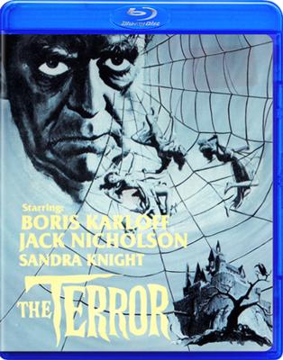 The Terror [Blu-ray Rental]