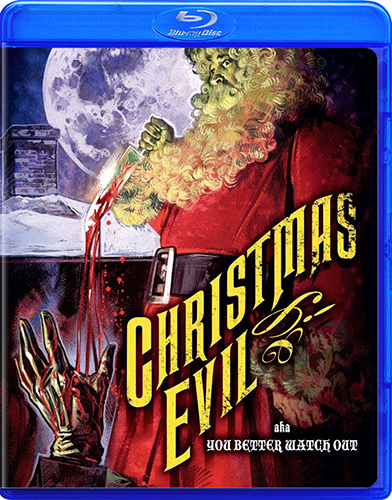 Christmas Evil [Blu-ray Rental]