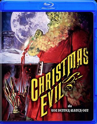 Christmas Evil [Blu-ray Rental]