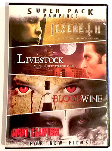 Super Pack Vampires [DVD]
