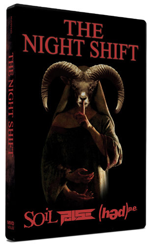 The Night Shift [DVD]