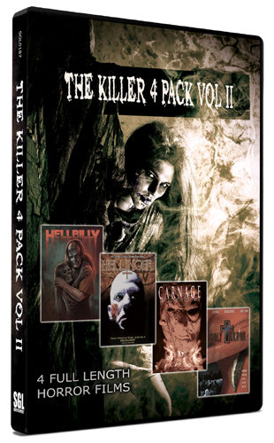 The Killer 4 Pack Vol II [DVD]