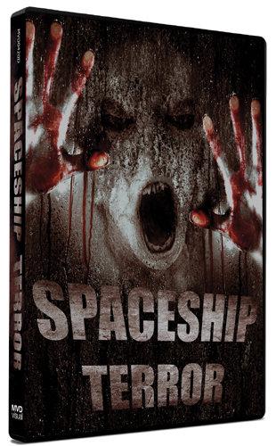 Spaceship Terror [DVD]
