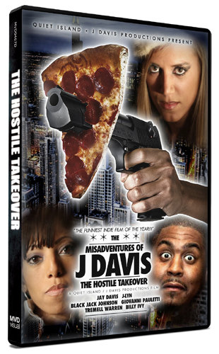 The Hostile Takeover [DVD]