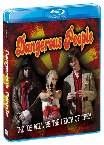 Dangerous People [Blu-ray]