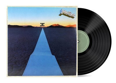 Point of Entry by Judas Priest [Vinyl LP] SOLD OUT