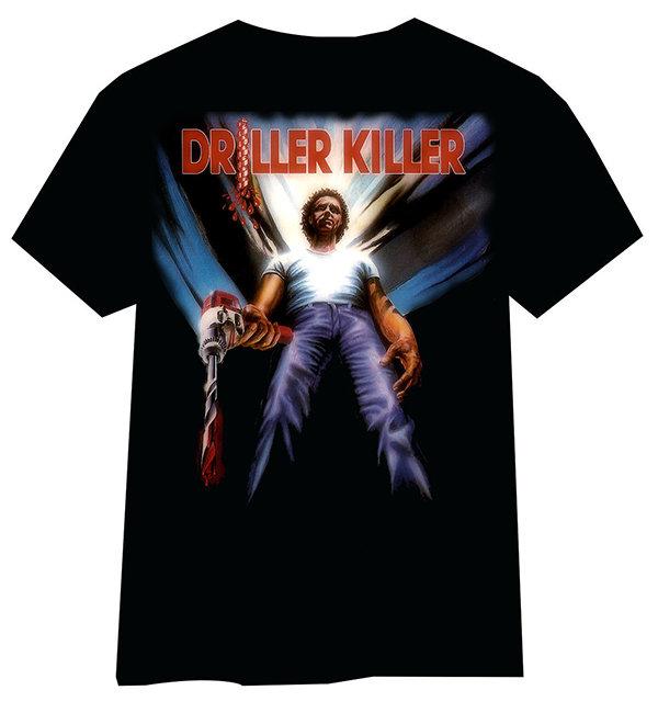 Driller Killer T-Shirt