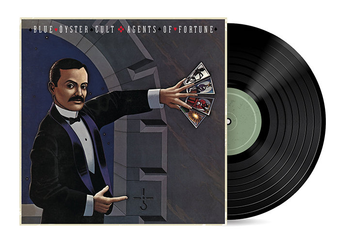 Agents of Fortune by Blue Öyster Cult [Vinyl LP]