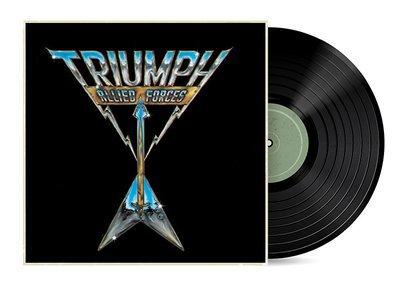 Allied Forces by Triumph [Vinyl LP]