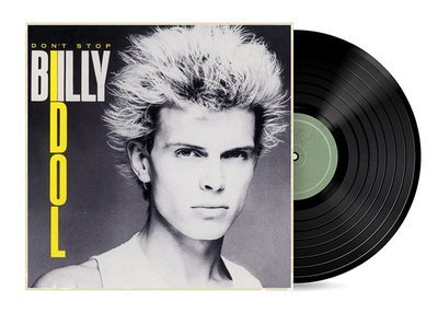 Don't Stop by Billy Idol [Vinyl EP]