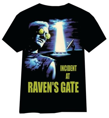 Incident at Raven's Gate T-Shirt